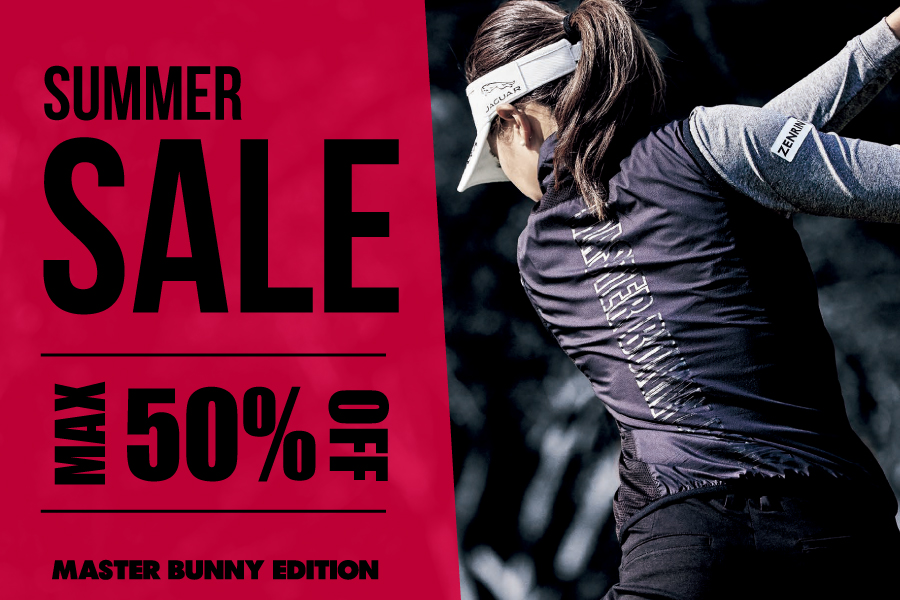 【MAX50%OFF】MASTER BUNNY EDITION SUMMER S…