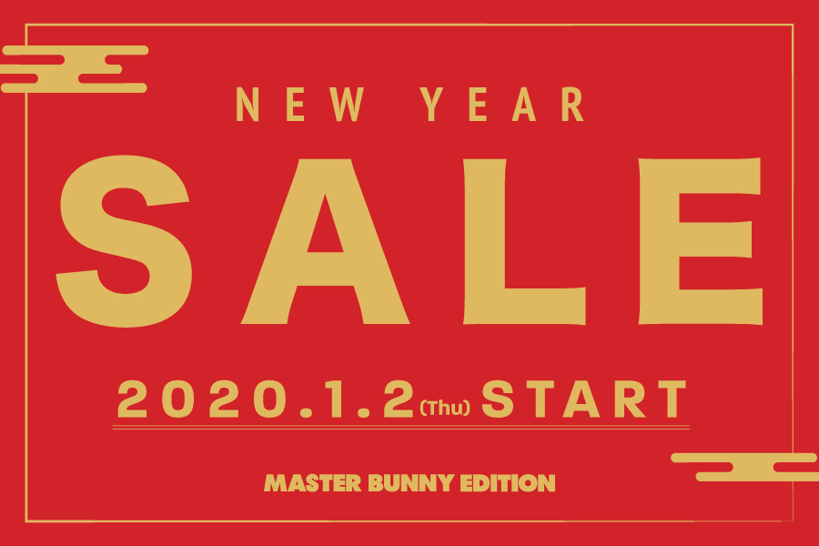 <MASTER BUNNY EDITION> HAPPY NEW YEAR SALE START!!