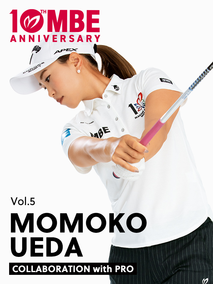 COLLABORATION with PRO Vol.5 MOMOKO UEDA